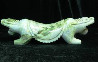 JADE Dragon FORTUNE PILLOW (HJ047) Price = $ 159.99 + S/H