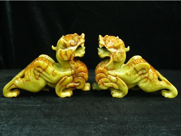 jade Kylin dragon