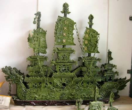 jade dragon ship