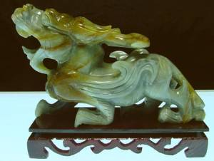 JADE DRAGON (LH7)&nbsp;&nbsp;<font color=red>SOLD</font> Price = $99.99 + S/H