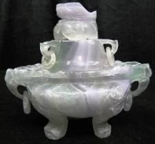 Fluorite insence burner (HJ002D) Price = $ 69.99 + S/H
