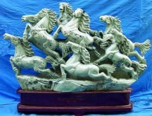 Jade 8 Horses