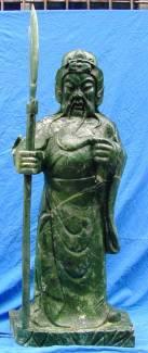 Jade Warrior Kwan