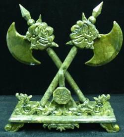 Jade Axe Dragon