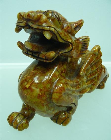 jade Pixiu dragon