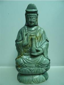 Hand Carved Jade Quanyin Sculpture Garden Statue Carving. More Information.  SHIPPING FROM Our East Coast US Warehouse