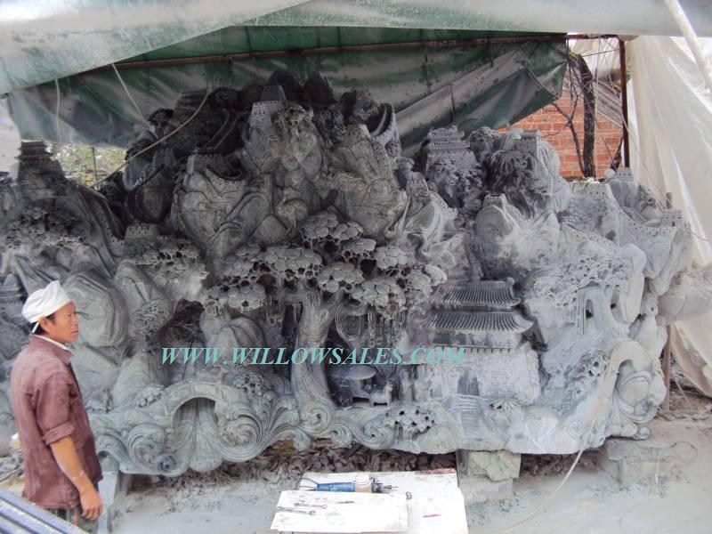 Nephrite jade Sculpture