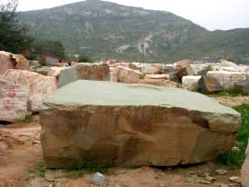 MANY LARGE MARBLE AND JADE STONE AVAILABLE!