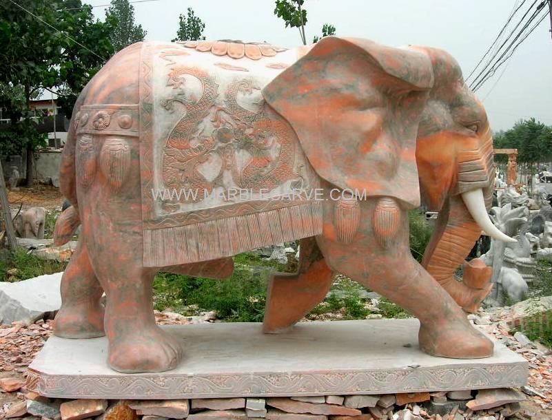 marble elephant, marble elephants