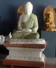 marble buddha