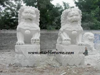 Foo Dog Statue
