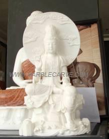 Marble Kwan Yin
