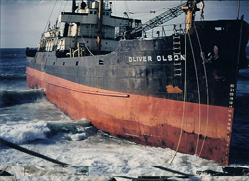 SS Oliver Olson