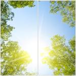 2 panel square layout Morning Sun sky cloud ceiling lens diffuser