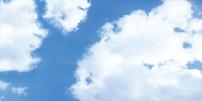 decorative sky cloud ceiling lens