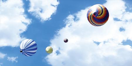 sky ceiling cloud light lens Item # Hot Air Balloons ... Price $39.95 + S/H