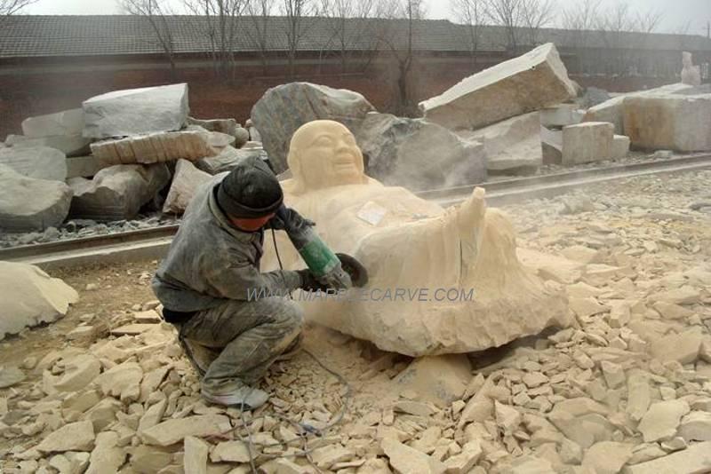 buddha water feature Statue